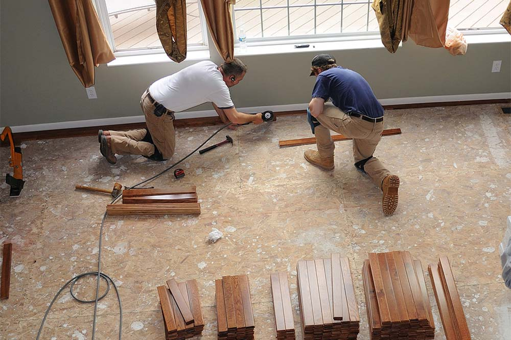 When Does it Make the Most Sense to do Home Renovations?